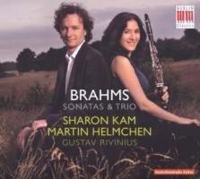 Brahms:Sonatas & Trio - Sharon/Helmchen Kam
