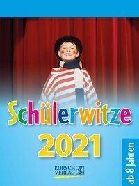 Schülerwitze 2021 -