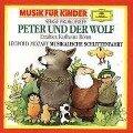 Peter und der Wolf op. 67 / Musikalische Schlittenfahrt F-dur. CD - Sergei Prokofjew, Leopold Mozart