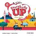 Everybody Up 5. Class Audio CD - Patrick Jackson, Susan Banman Sileci, Kathleen Kampa, Charles Vilina