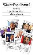 Was ist Populismus? - Jan-Werner Müller
