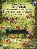 Europäische Klavierschule 2. Buch und CD - Fritz Emonts