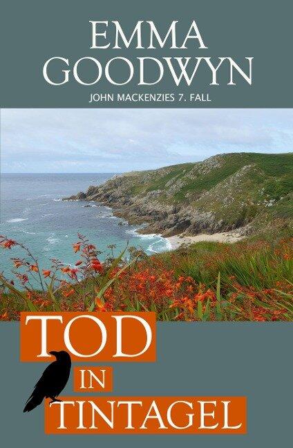 Tod in Tintagel - Emma Goodwyn