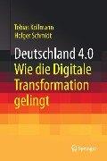 Deutschland 4.0 - Tobias Kollmann, Holger Schmidt