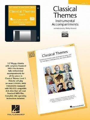 Classical Themes - Level 3 - GM Disk - Phillip Keveren