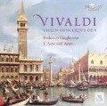 Vivaldi: Violin Concertos Op. 6 - Federico Guglielmo