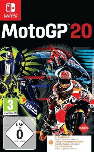 MotoGP20 (Nintendo Switch) -