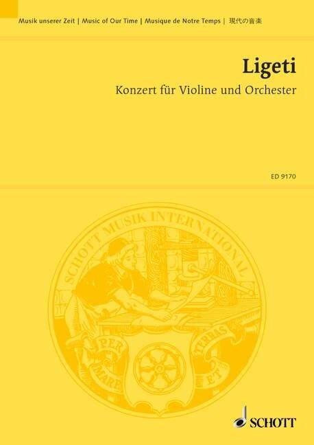 Konzert - György Ligeti