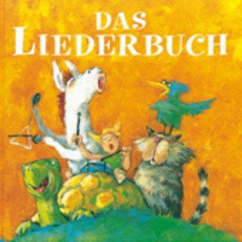 Das Liederbuch. CD -
