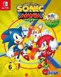Sonic Mania Plus (Nintendo Switch) -