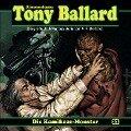 Tony Ballard, Folge 21: Die Kamikaze-Monster - Thomas Birker, A. F. Morland, Alex Streb