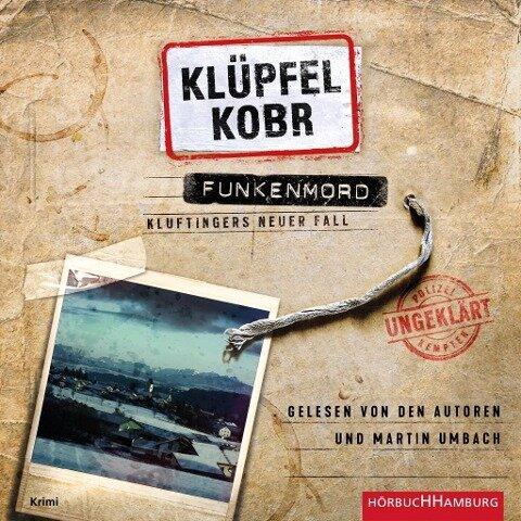 Funkenmord (Ein Kluftinger-Krimi 11) - Volker Klüpfel, Michael Kobr