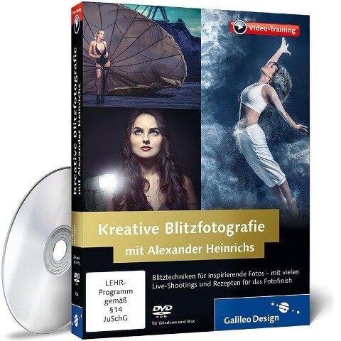 Kreative Blitzfotografie mit Alexander Heinrichs - Alexander Heinrichs