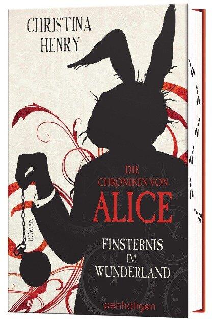 Die Chroniken von Alice - Finsternis im Wunderland - Christina Henry