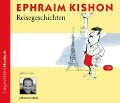 Reisegeschichten / CD - Ephraim Kishon
