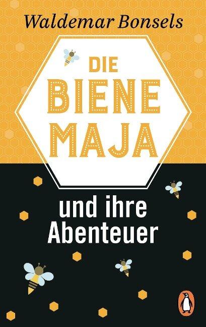 Die Biene Maja und ihre Abenteuer - Waldemar Bonsels