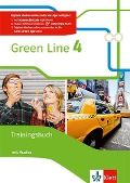 Green Line 4 G9. Trainingsbuch mit Audio-CD -
