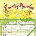 Familienplaner 2019 Broschürenkalender -