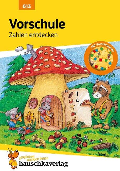 Vorschule: Zahlen entdecken - Ulrike Maier, Heike Hünemann-Rottstegge