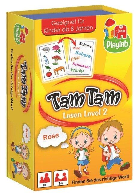 Tam Tam Lesen Level 2 -
