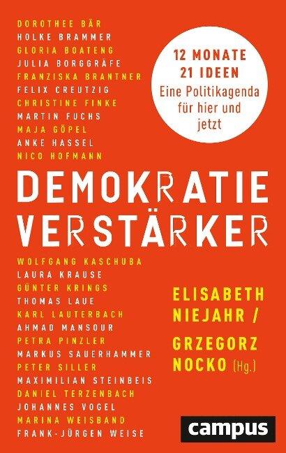 Demokratieverstärker -