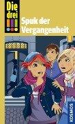 Die drei !!!, Pocket 2, Heger, Spuk der Vergangenheit. (drei Ausrufezeichen) - Ann Kathrin-