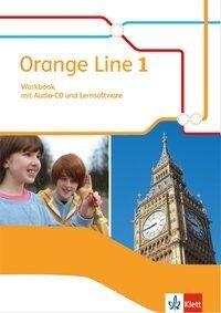 Orange Line 1. Workbook mit Audio-CD und Übungssoftware. Ausgabe 2014 -