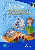 Fridolins musikalischer Adventskalender - Peter Bucher