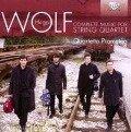 Wolf: Sämtliche Streichquartette - Prometeo Quartett