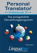 Personal Translator Professional 18 -