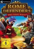 Rome Defenders - The First Wave. Für Windows Vista/7/8/8.1/10 -