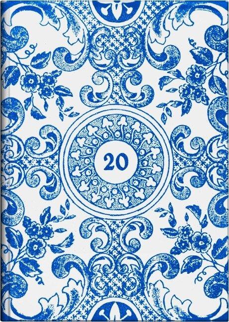 Brunnen Buchkalender 2020 Flowers A5, Modell 795 -