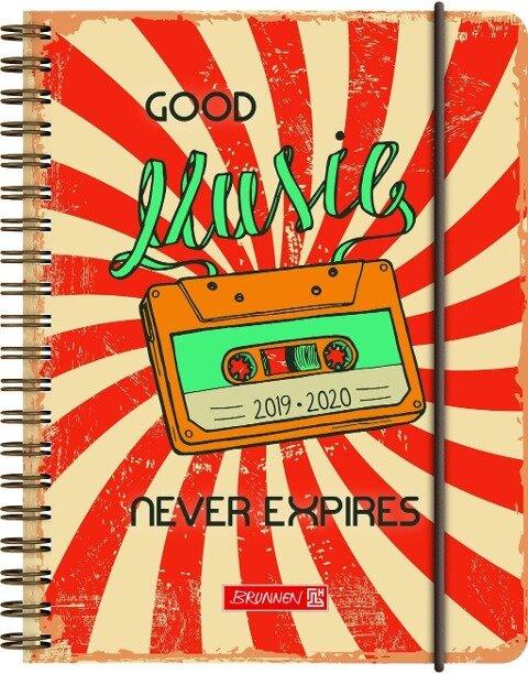 BRUNNEN Schülerkalender 2019/20 Music -
