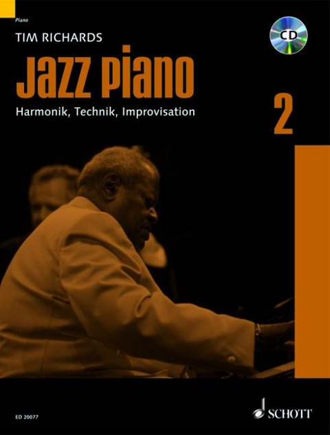 Jazz-Piano 2 - Tim Richards
