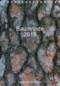 Baumrinde 2019 (Tischkalender 2019 DIN A5 hoch) - Alexander von Düren