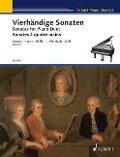Vierhändige Sonaten -