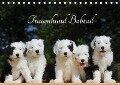 Traumhund Bobtail (Tischkalender 2018 DIN A5 quer) Dieser erfolgreiche Kalender wurde dieses Jahr mit gleichen Bildern und aktualisiertem Kalendarium wiederveröffentlicht. - Sigrid Starick