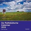 De Plattdüütsche Kalenner 2018 - Marianne Ehlers