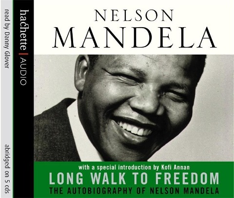 Long Walk to Freedom. CD - Nelson Mandela