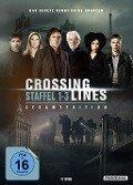 Crossing Lines - Staffel 1-3. Gesamtedition -