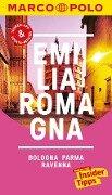 MARCO POLO Reiseführer Emilia-Romagna, Bologna, Parma, Ravenna - Bettina Dürr