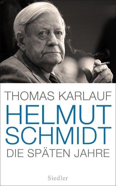 Helmut Schmidt - Thomas Karlauf