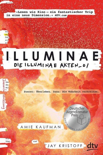 Illuminae. Die Illuminae-Akten_01 - Amie Kaufman, Jay Kristoff