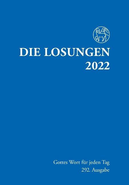 Die Losungen für Deutschland 2022 - Normalausgabe -