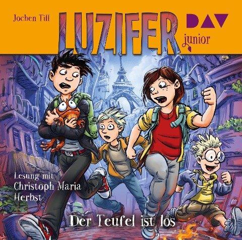 Luzifer junior - Teil 4: Der Teufel ist los - Jochen Till