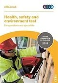Health, safety and environment test for operatives and specialists -