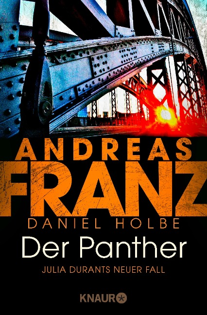 Der Panther - Andreas Franz, Daniel Holbe
