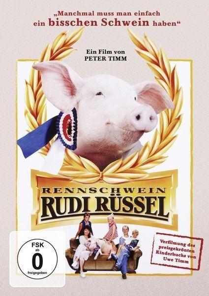 Rennschwein Rudi Rüssel -