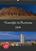 Teneriffa im Panorama (Wandkalender 2019 DIN A2 hoch) - Paul Linden
