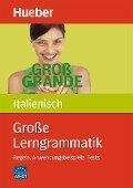 Große Lerngrammatik Italienisch - Iolanda Da Forno, Chiara de Manzini